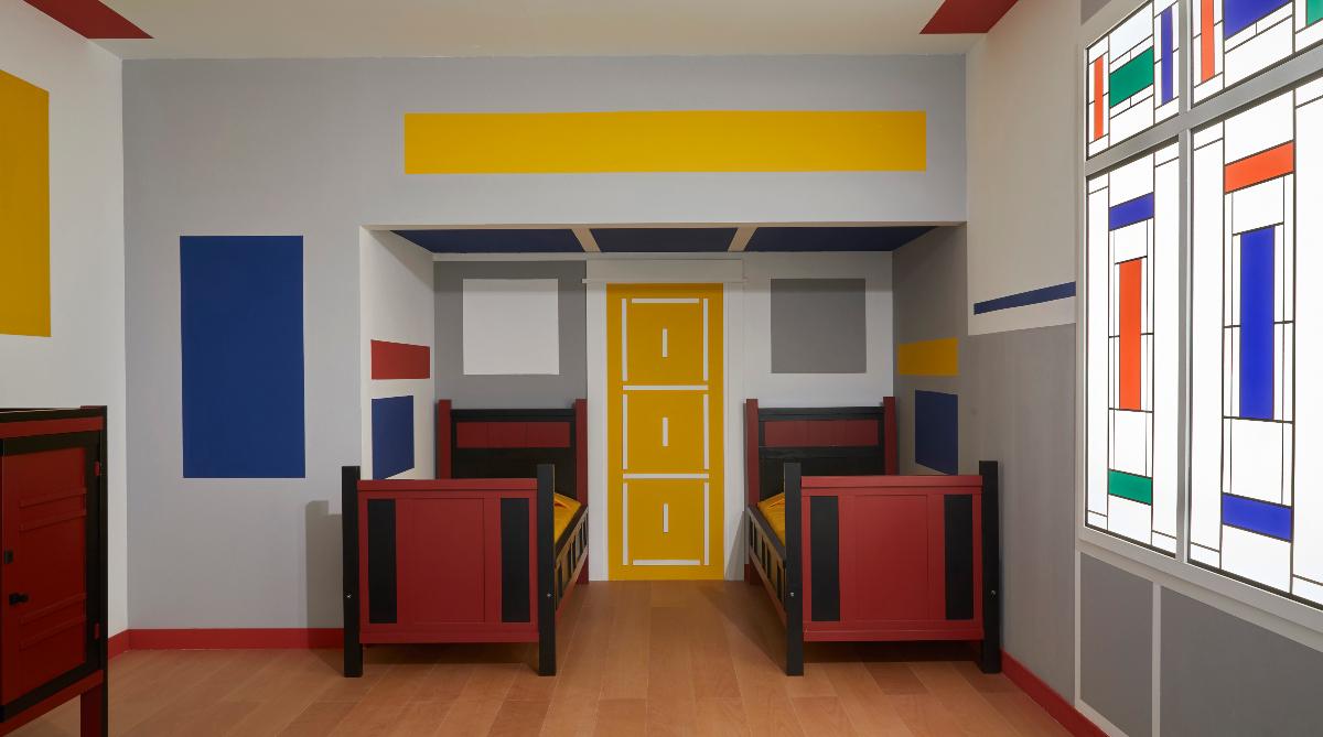 Mondrian y De Stijl