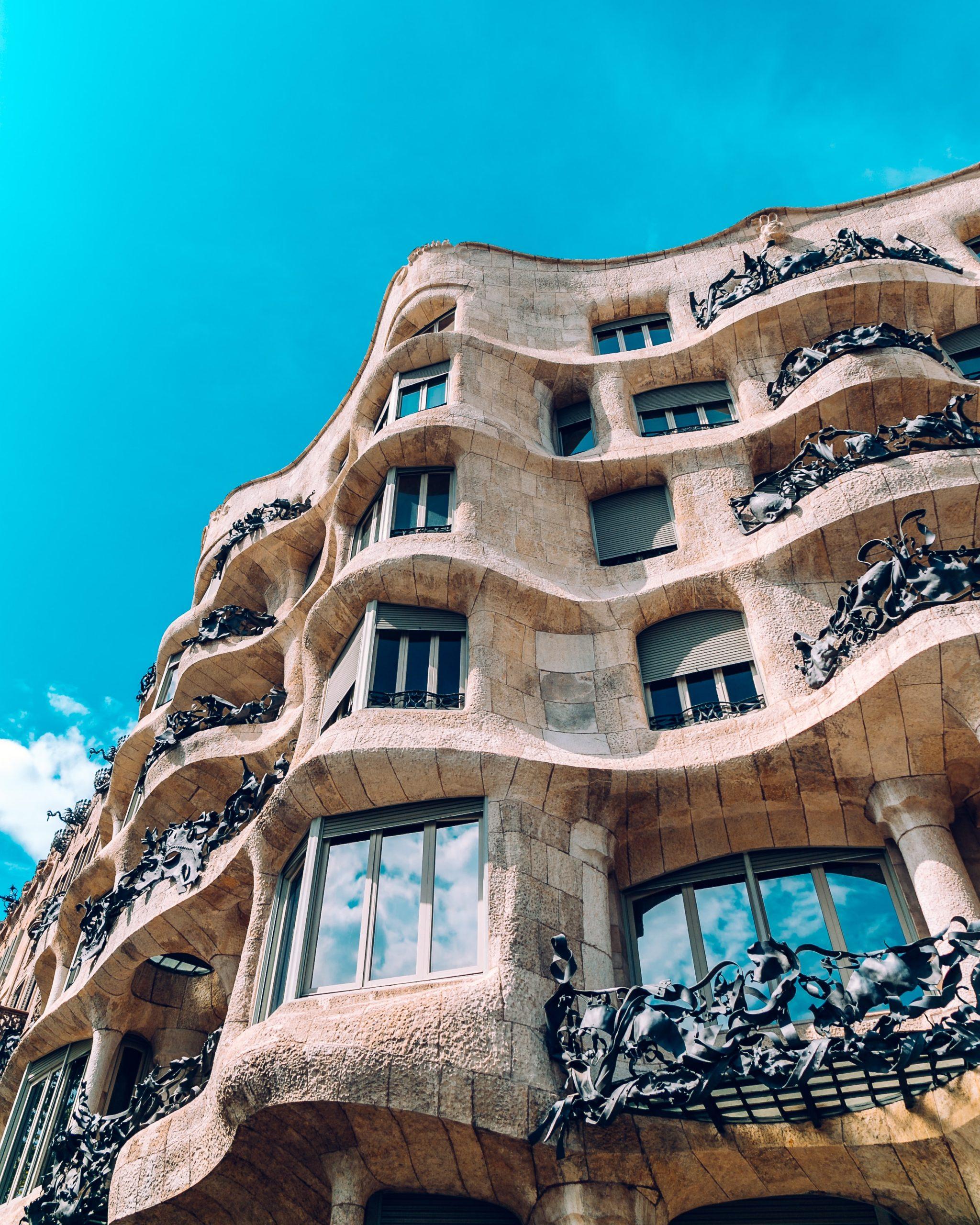 La Pedrera, Barcelona