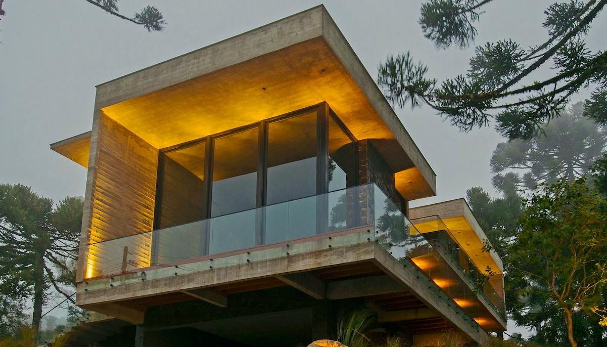 'Araucaria House'/Foto: Welter Empreendimentos