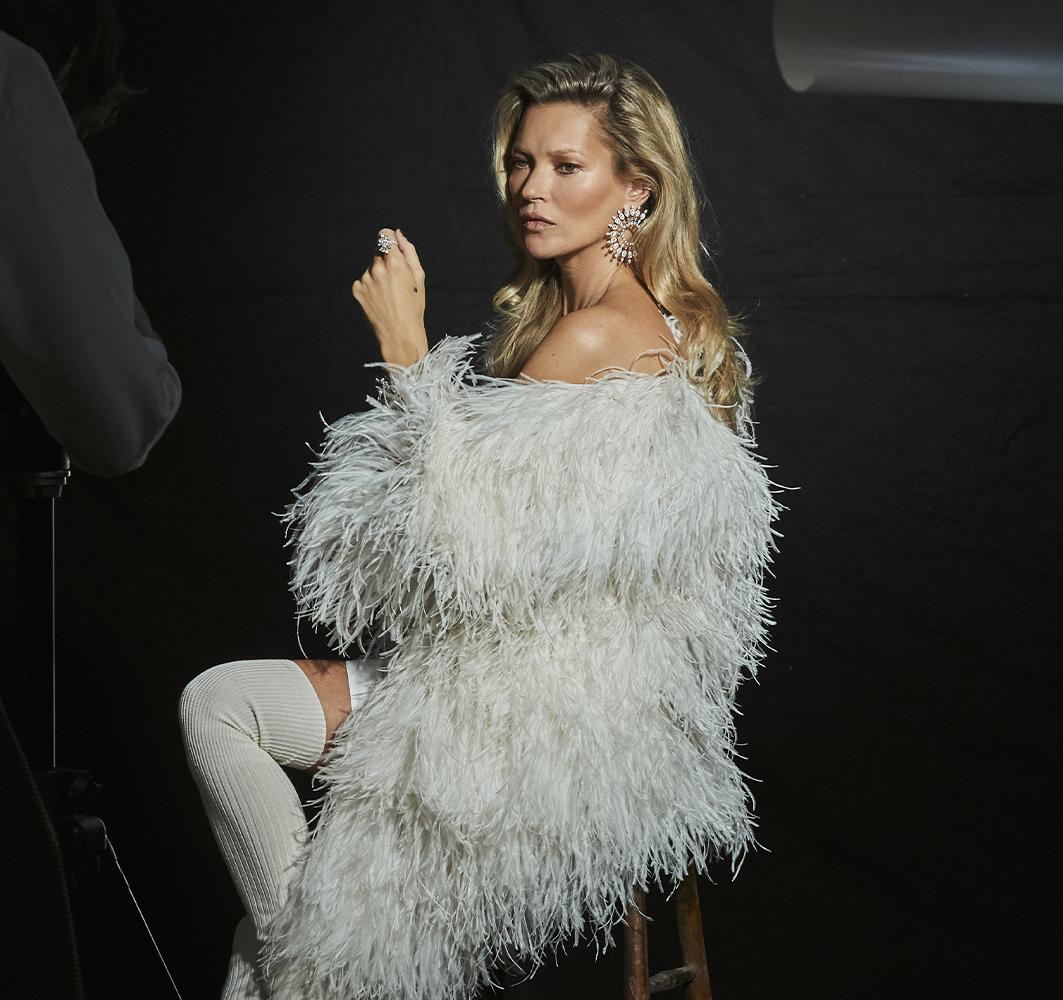 Kate Moss/Foto: Messika