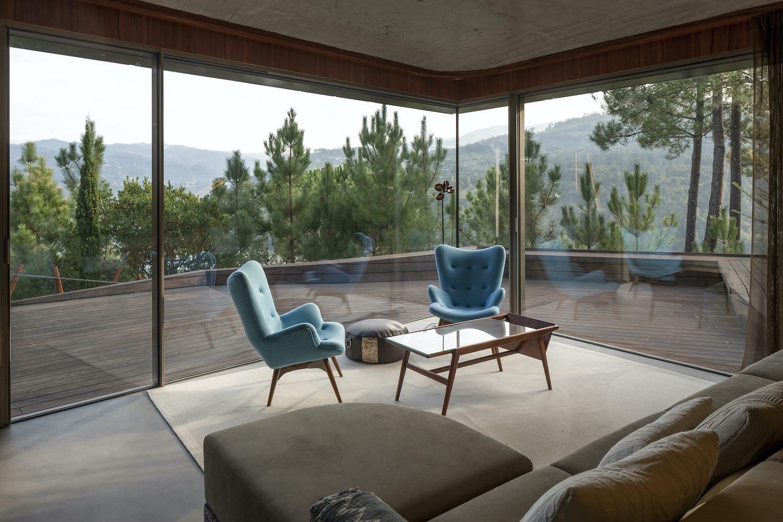 'Douro Valley House'/Foto: MJARC Arquitectos