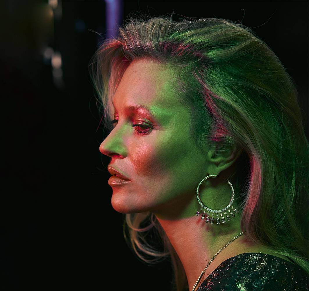 Kate Moss para la 'maison' Messika