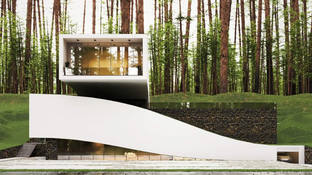 'Landscape House'/Foto: Milad Eshtiyaghi