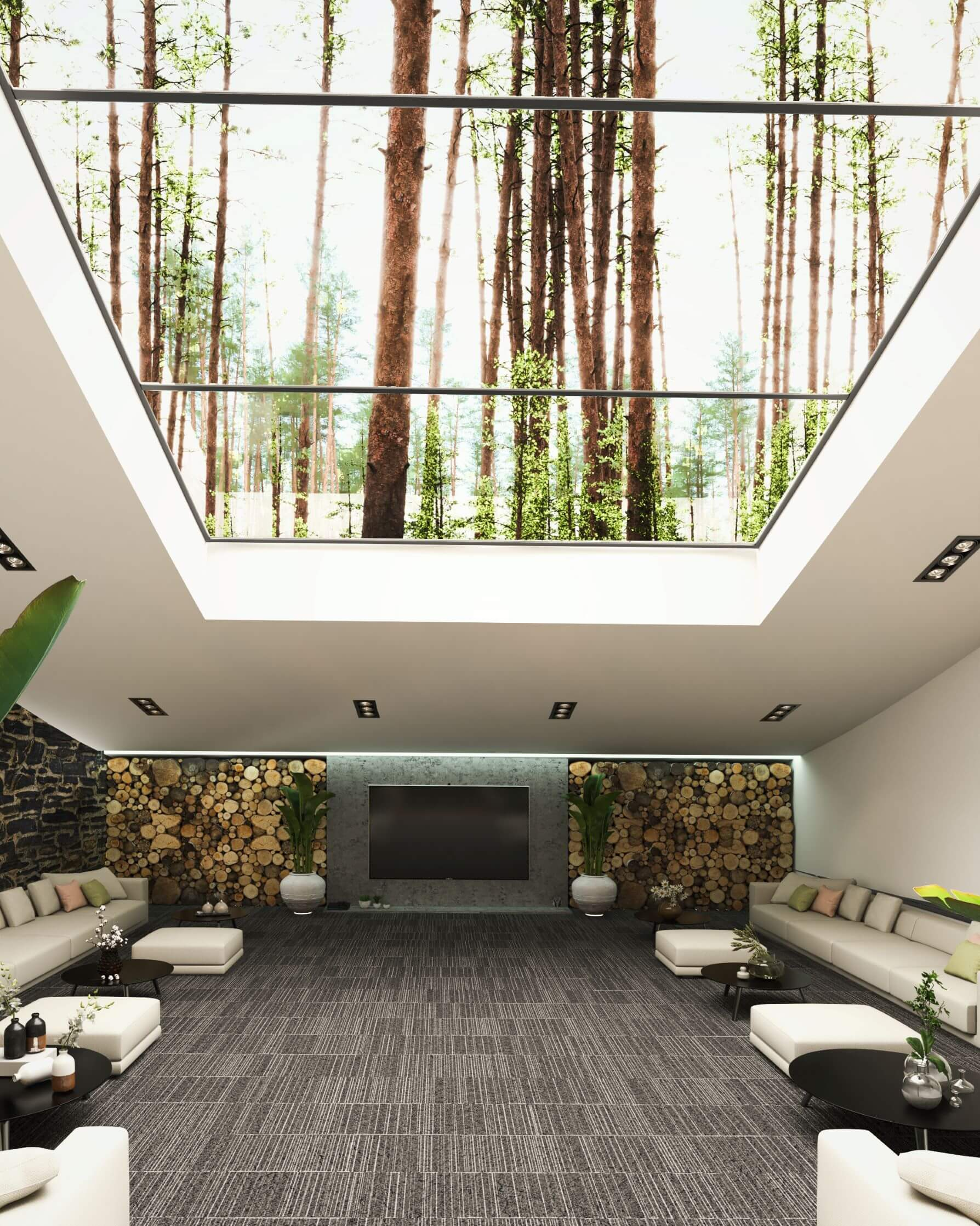 'Landscape House'/Foto:The Space, villa 'ecofriendly':Foto- iOhouse