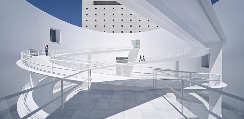 Museo de la Memoria de Andalucía:Foto: Alberto Campo Baeza