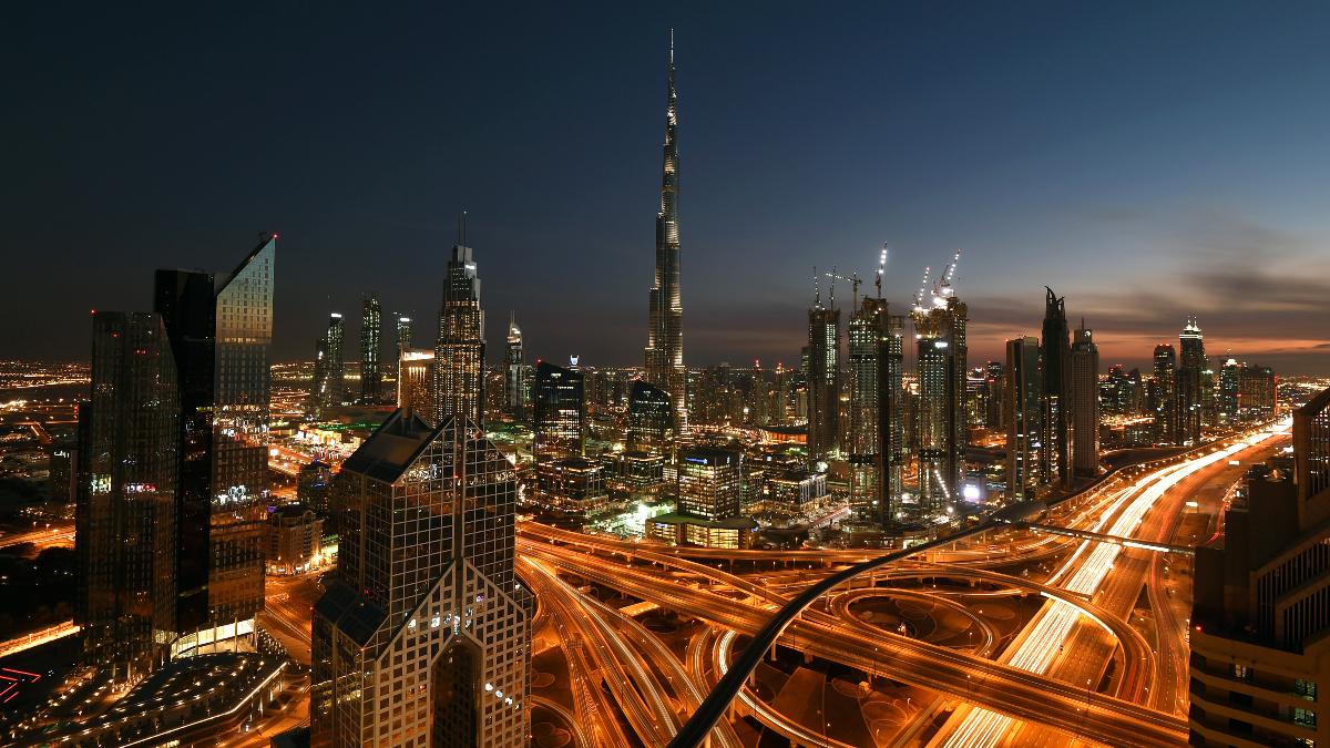 Panorámica de Dubái/Foto: GETTY