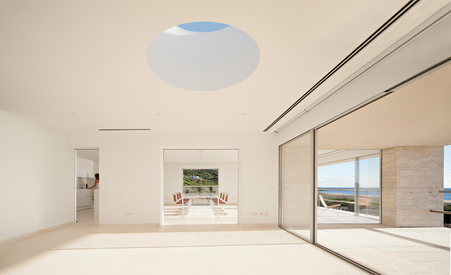 'Casa del Infinito': Foto- Alberto Campo Baeza