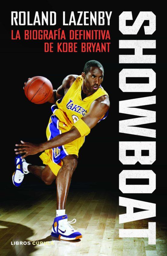 'Showboat, 'la biografía definitiva de Kobe Bryant'/ Foto: Timun Mas