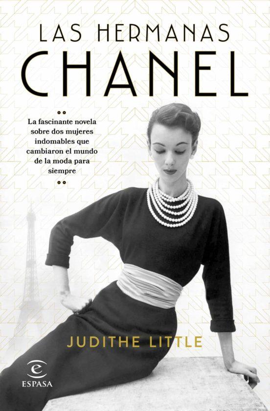 Portada: 'Las hermanas Chanel'/Foto: Espasa