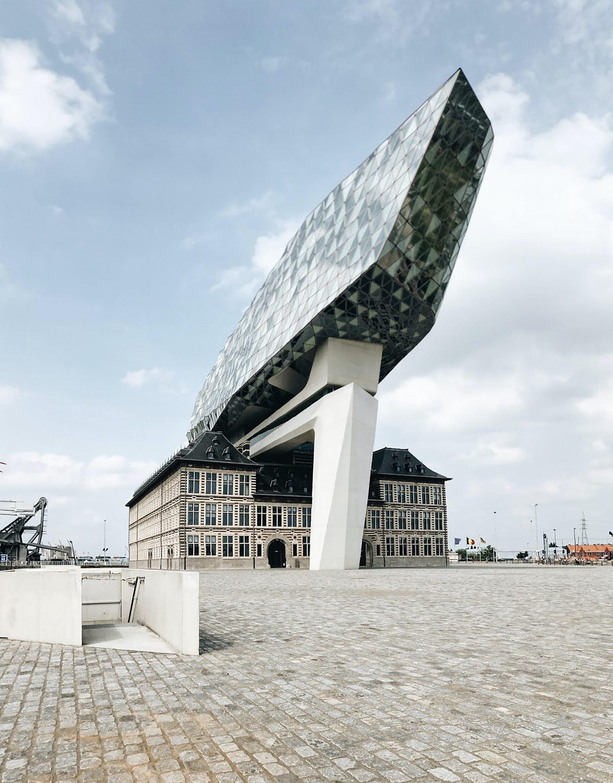 Edificios arquitectónicos