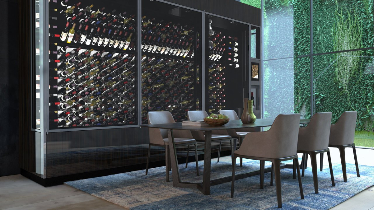 WineWall/Foto: WineCab