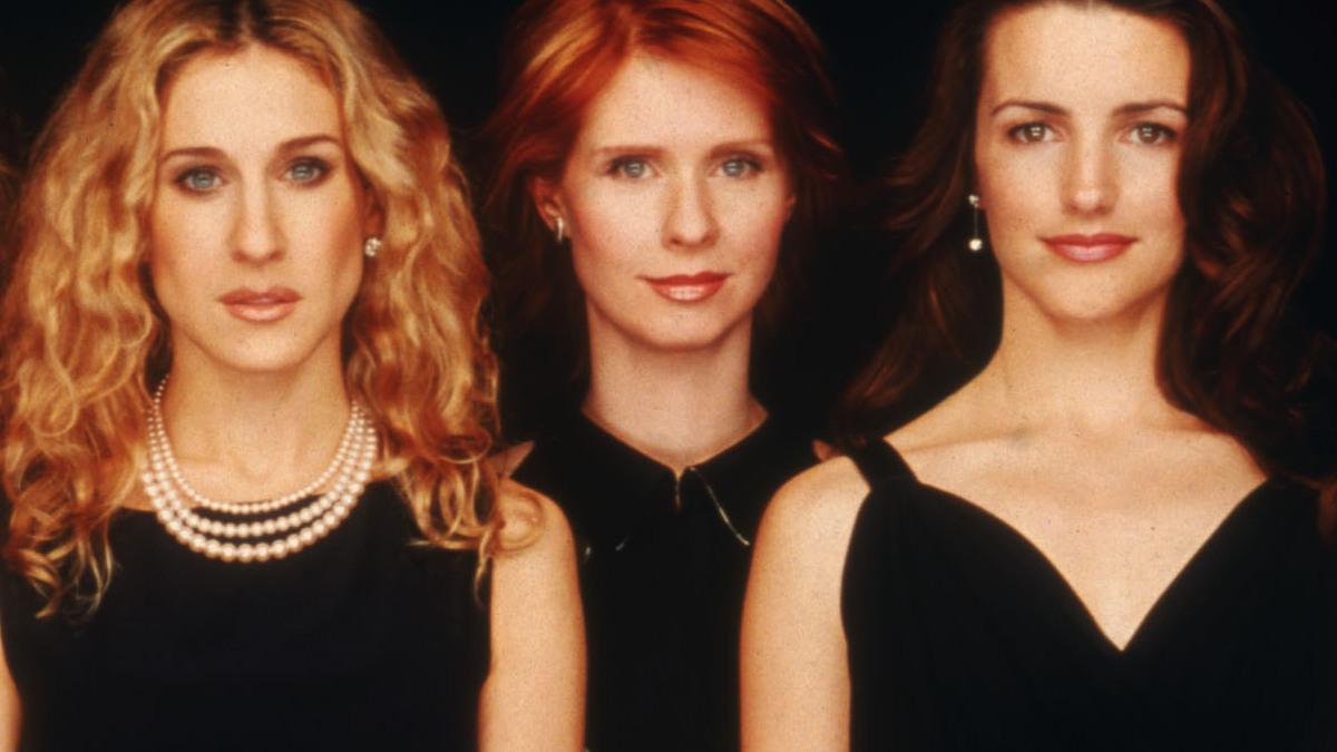 Carrie Bradshaw, Miranda Hobbes y Charlotte York