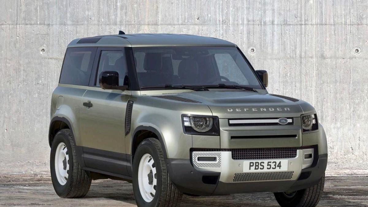 Land Rover Defender/Foto: Land Rover