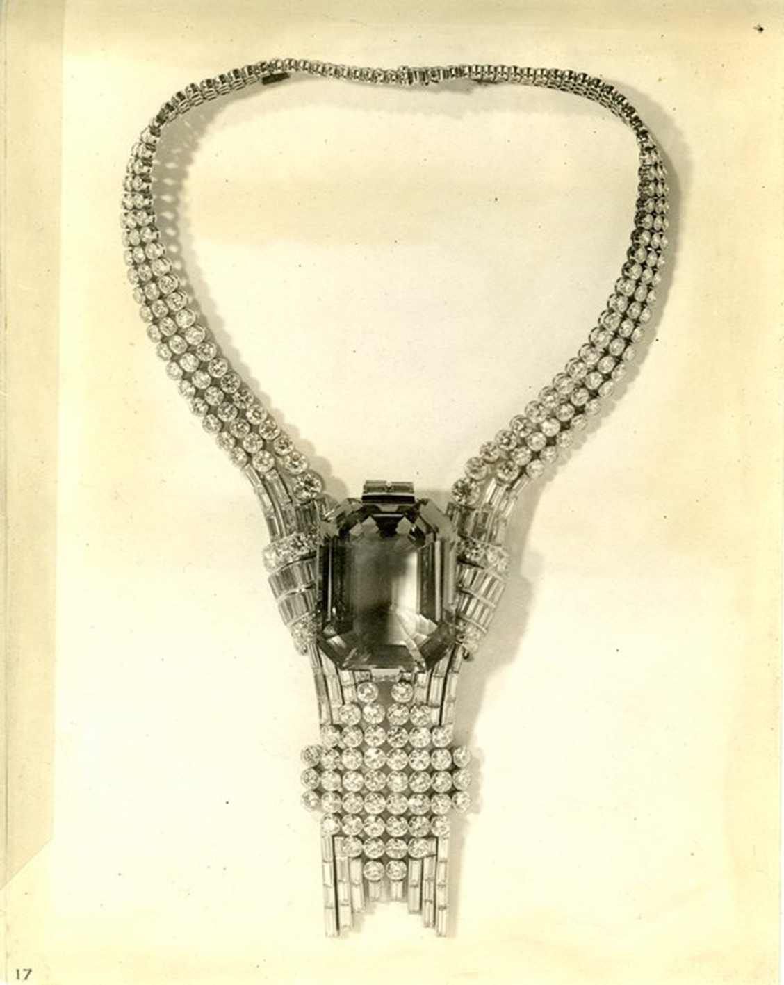 Collar original de 1939/Tiffany&Co