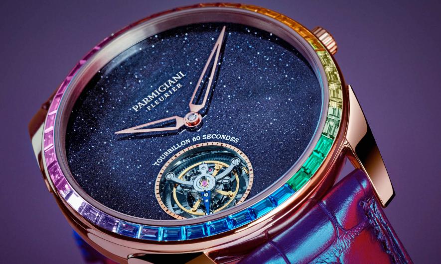 Reloj 'Parmigiani Fleurier'/Foto: Pablo Cantos