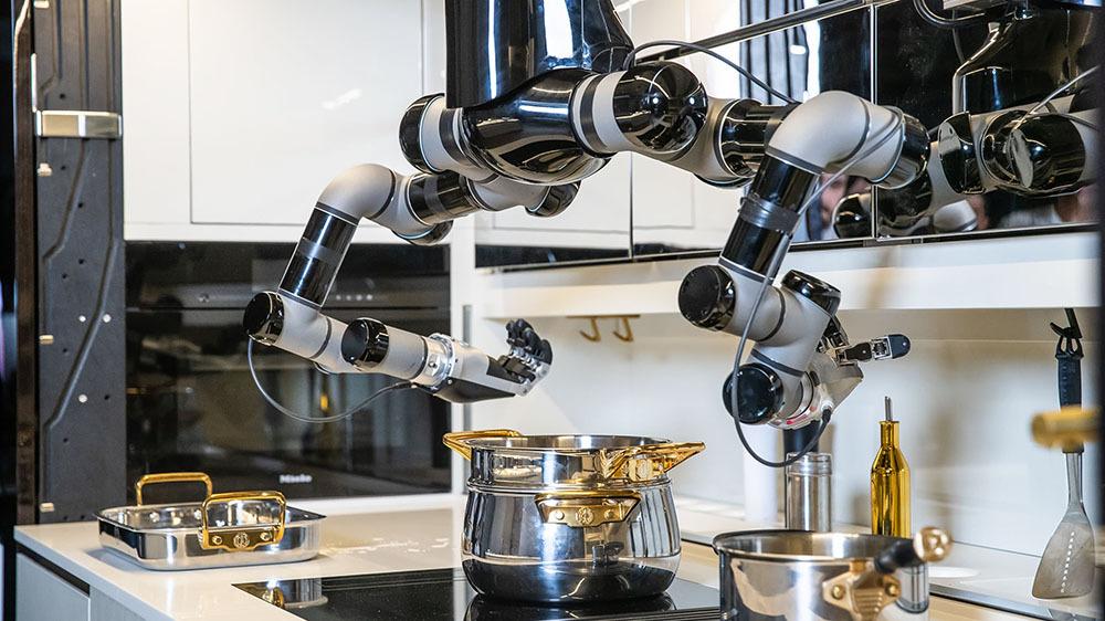 Foto: Moley Robotics