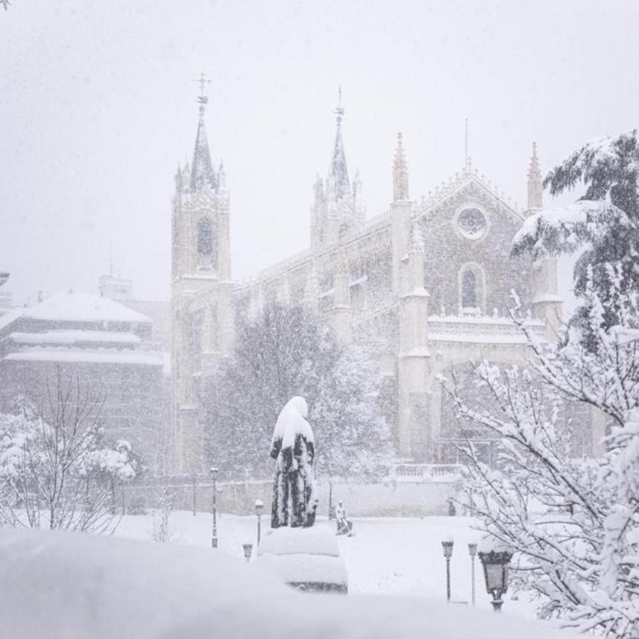 Nevada Madrid