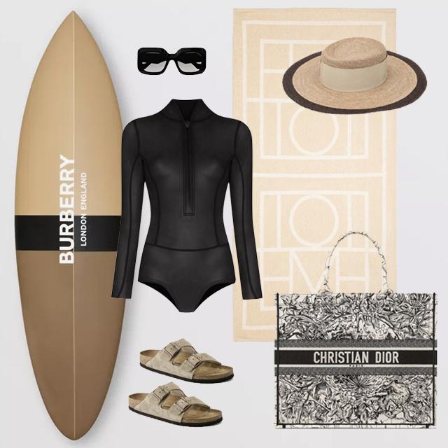 Equipo de surf