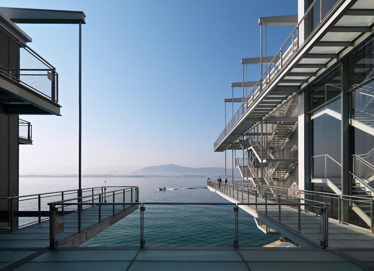 Centro Botín, en colaboración con Renzo Piano/Foto: ©Enrico Cano