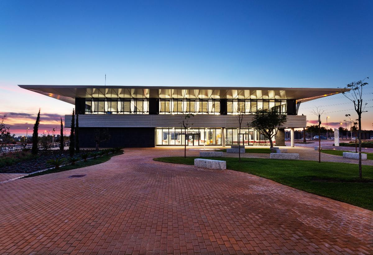 Campus Universidad Loyola/Foto: ©Víctor Sájara