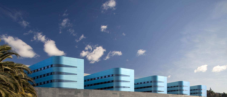 Hospital de Vigo/ Álvaro Cunqueiro.©Cortizo