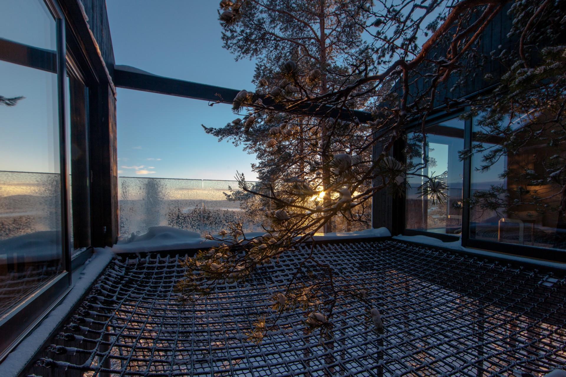 Treehotel: cuando dormir en una «casa del árbol» es todo un lujo