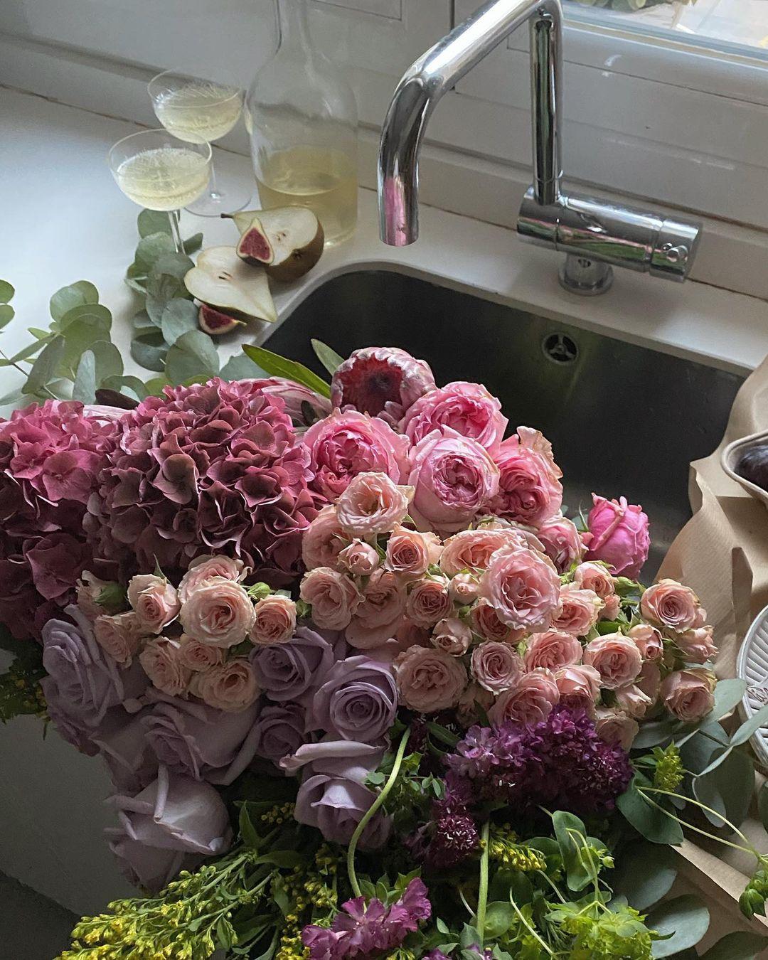 Flores de Elena Suárez