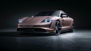 El nuevo Taycan/Foto: Porsche