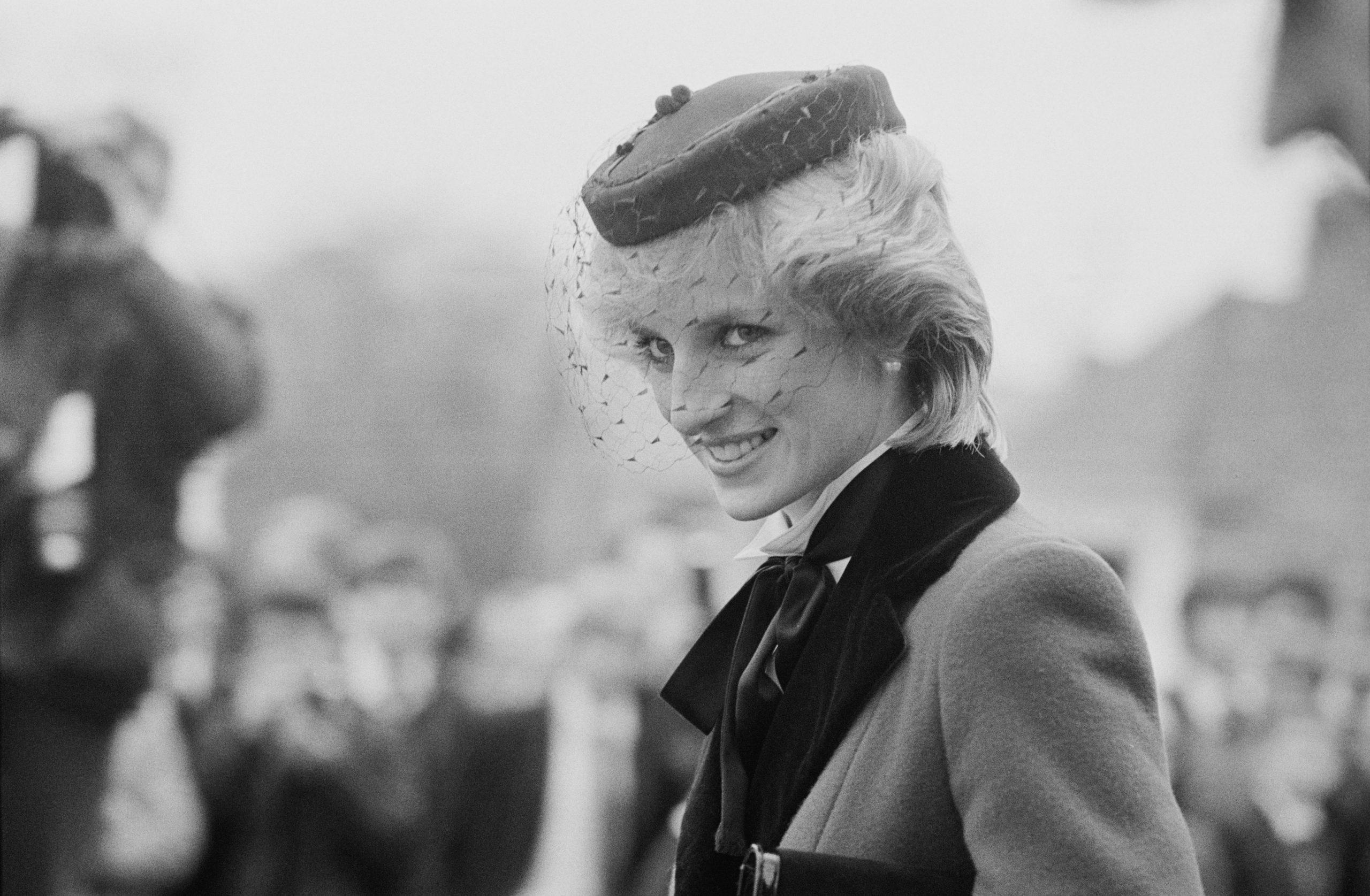 Lady Di en 1983