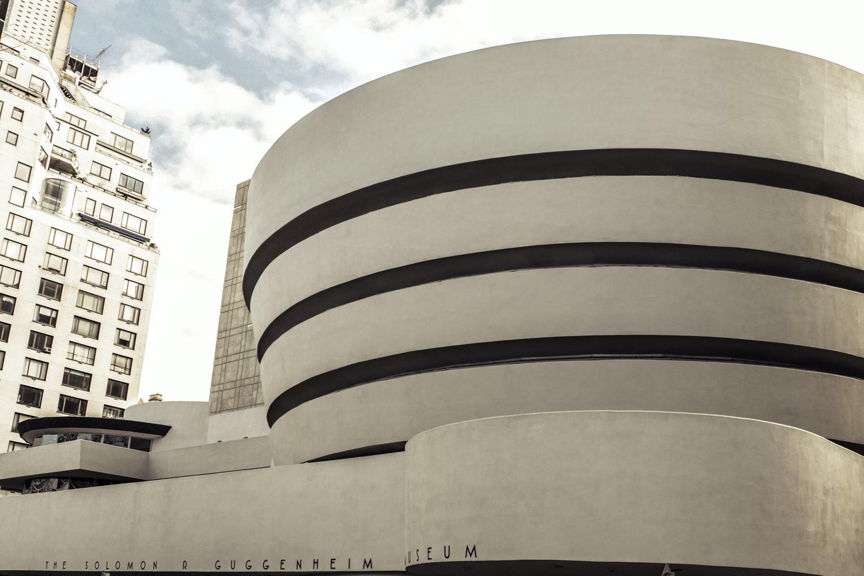 Guggenheim de Nueva York de Frank Lloyd Wright