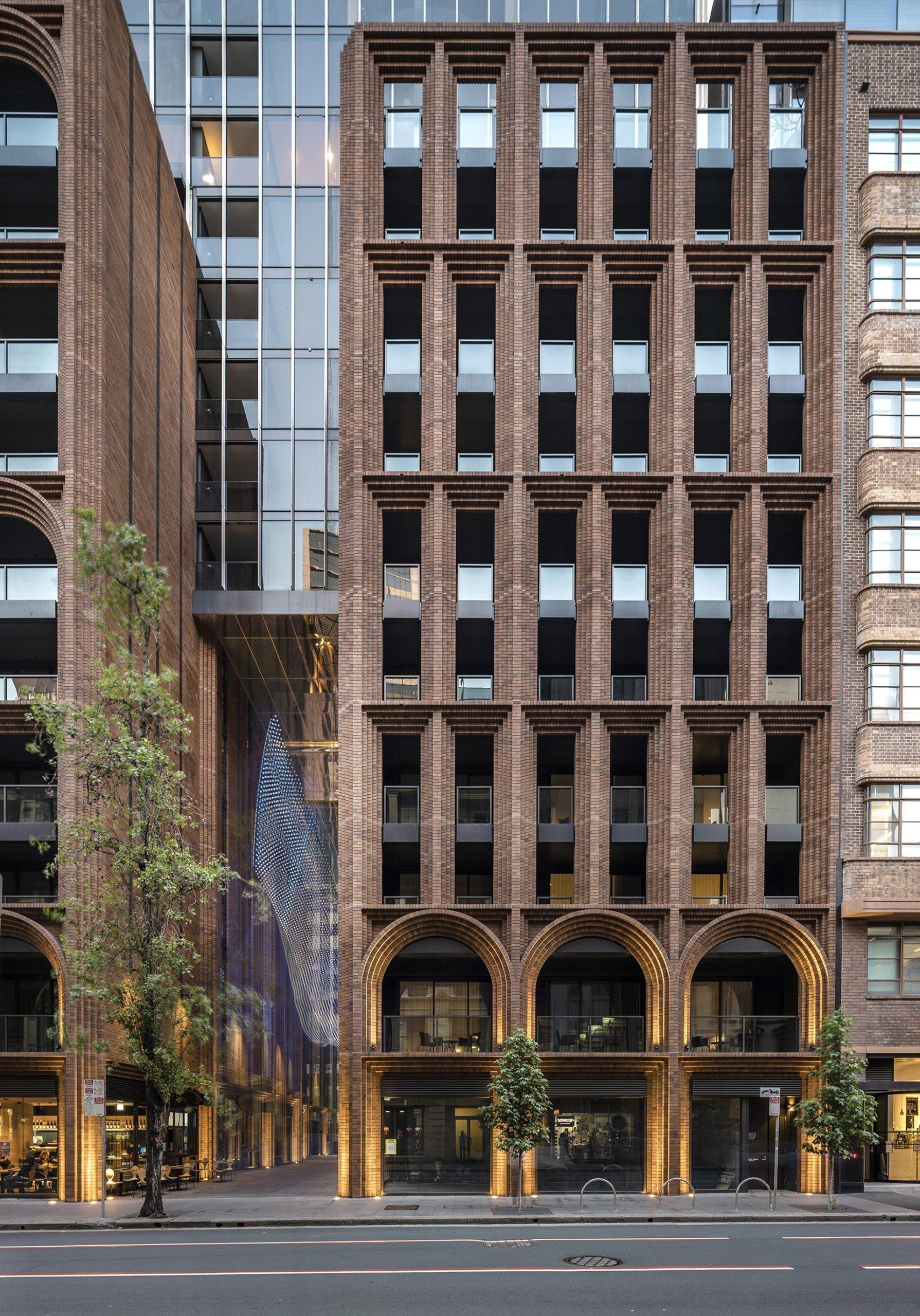 El Arc de Koichi de Sidney/Foto: Takada Architects