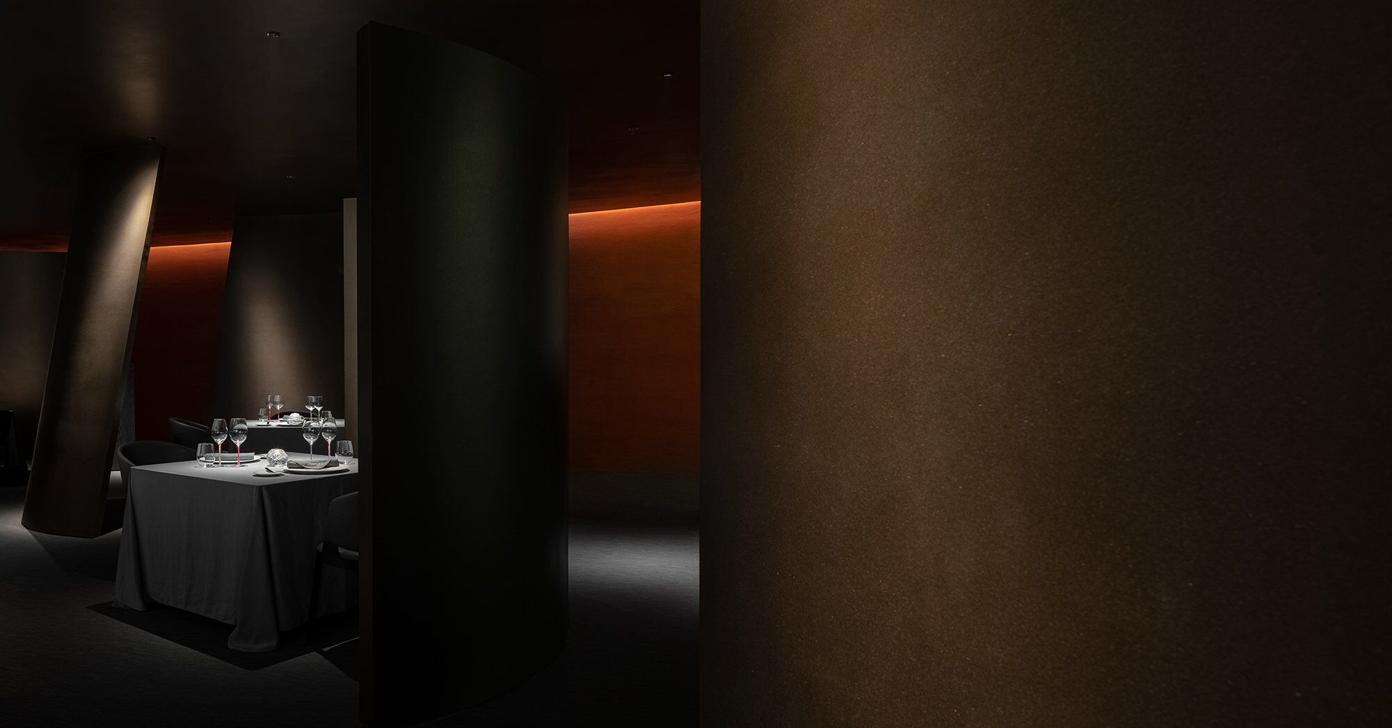 Interior del restaurante Gentle L