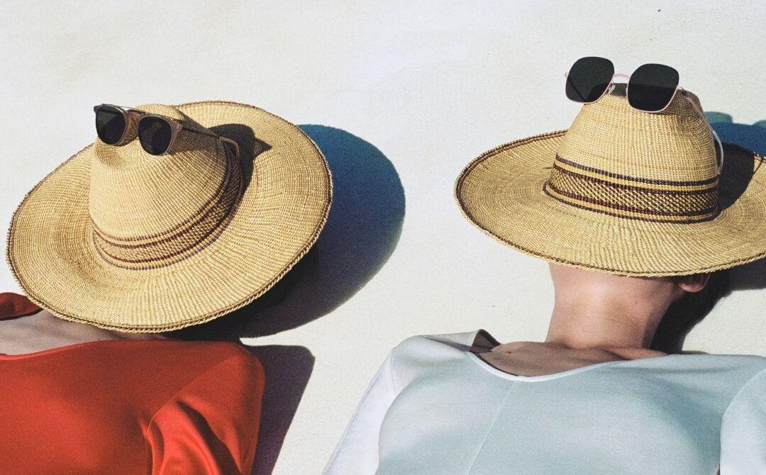 Dos modelos de gafas de Mykita / Foto: Mykita