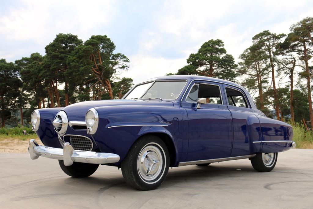 El Studebaker de 1950