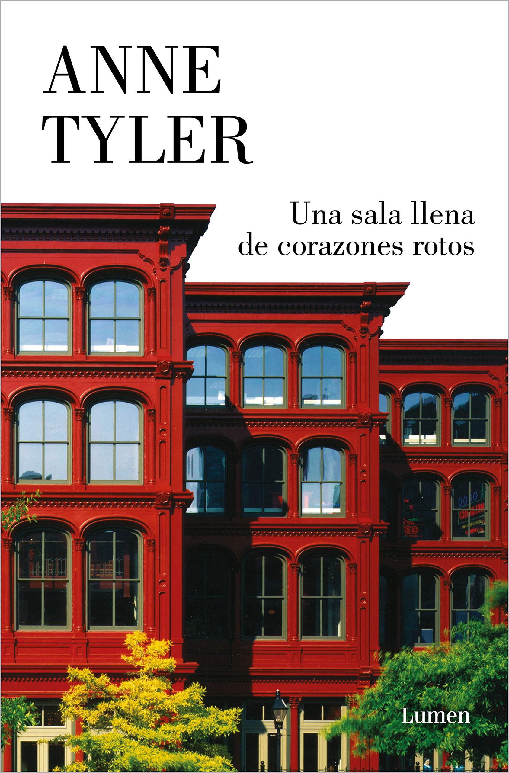 'Una sala llena de corazones rotos', de Anne Tyler