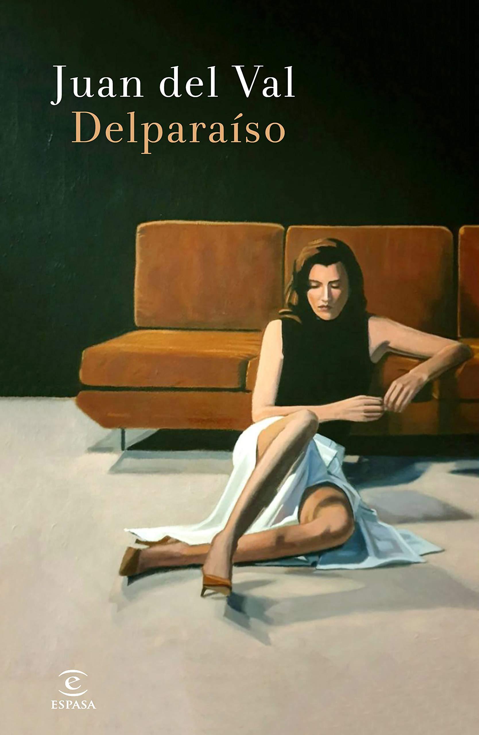 Libro Delparaíso, de Juan del Val