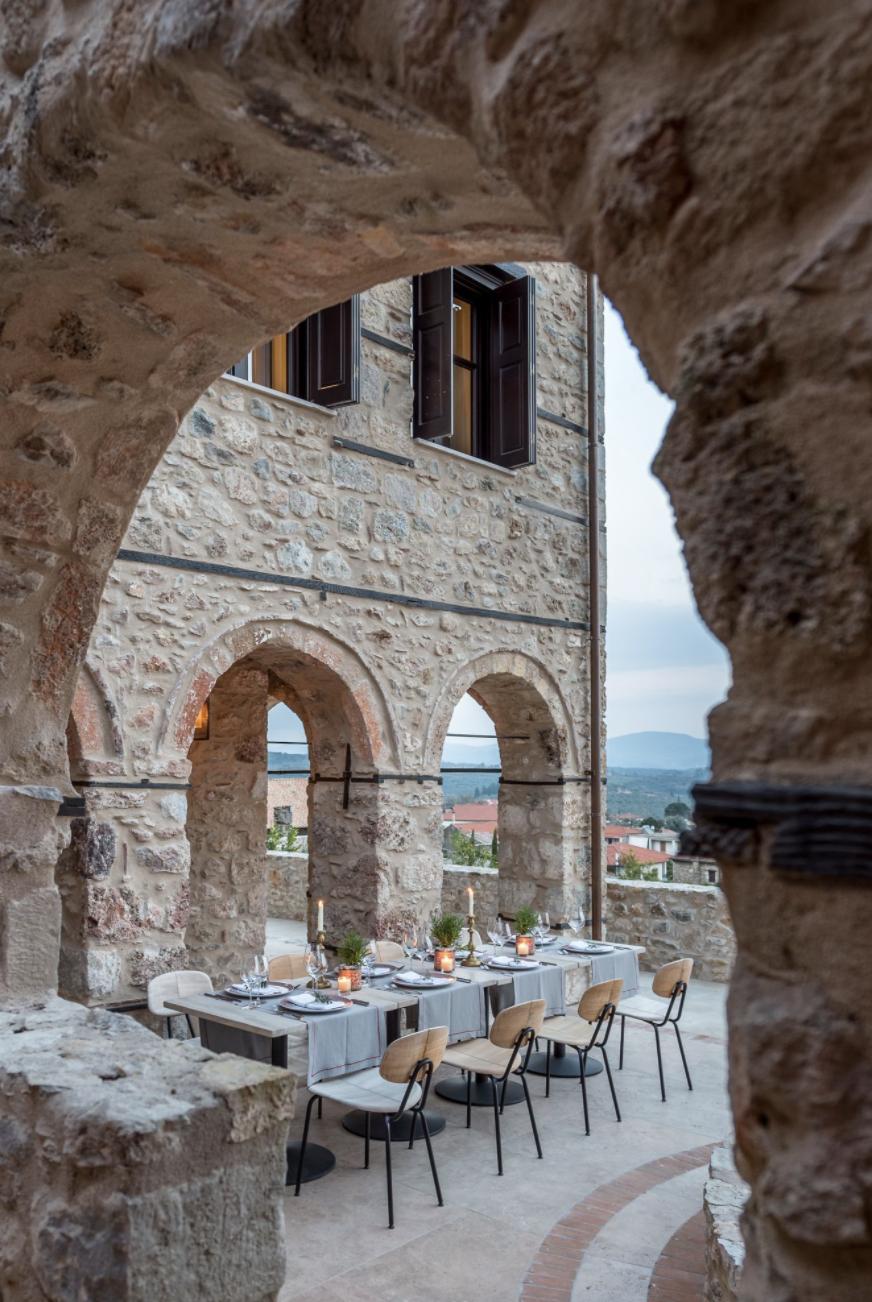 Terraza del Restaurante Gaia