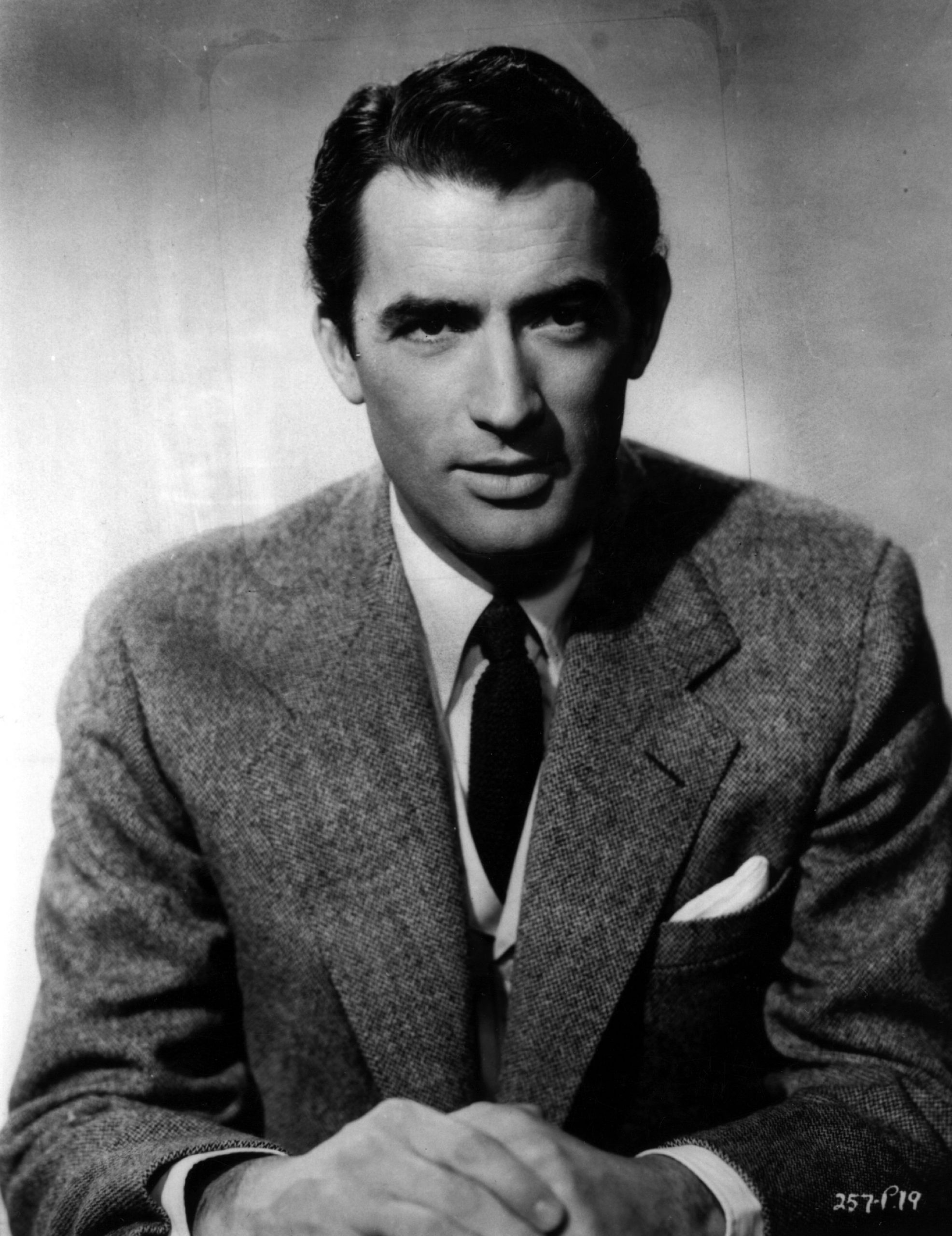 Gregory Peck en 1955