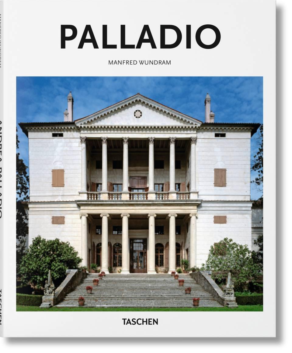 Libro de Andrea Palladio de Taschen