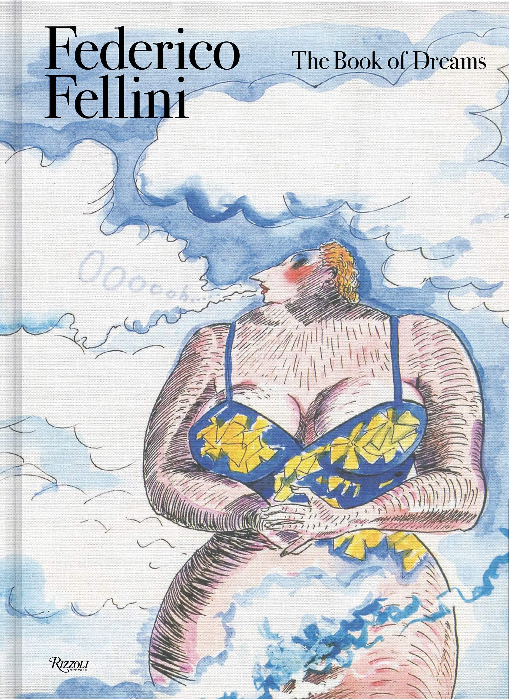 The book of dreams de Federico Fellini