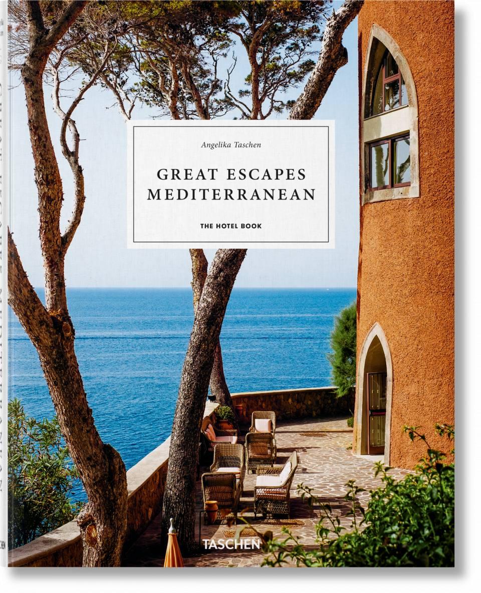 Great Escapes Mediterranean, en la edición de 2020 / Foto: Taschen