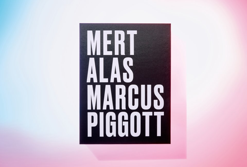 Mert Alas y Marcus Piggott, de Taschen / Foto: Taschen
