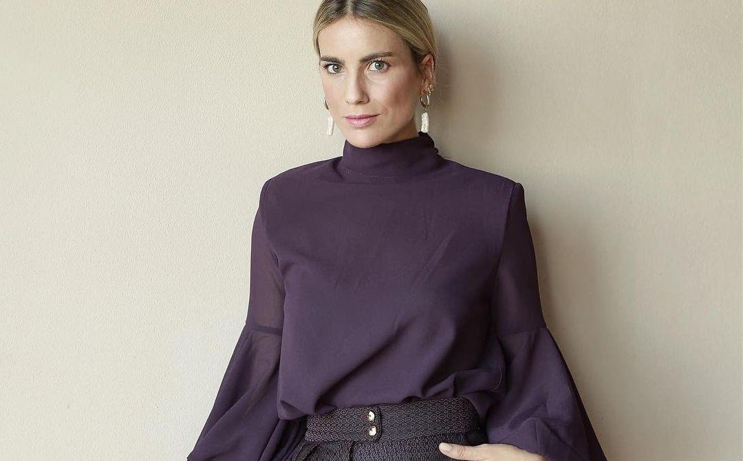 La diseñadora de Vogana, Carmen de la Puerta