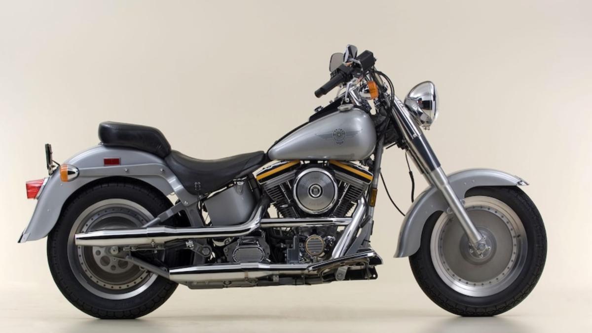 La mítica Harley Davidson del 90/Foto: Harley Davidson