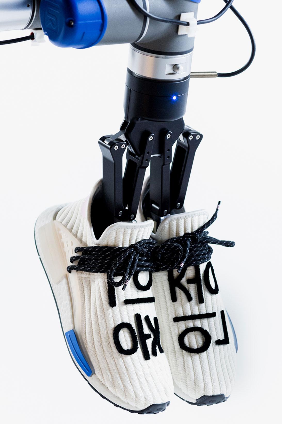 Nueva colaboración de Adidas X Pharrel Williams: HU NMD.