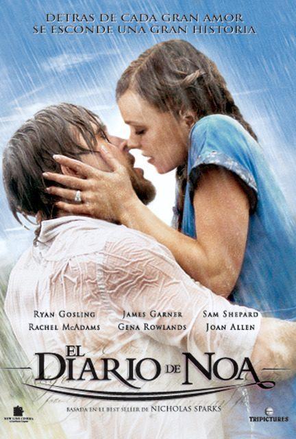 Cartel de la película El Diario de Noa