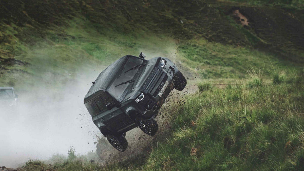 El 'New Defender 110'/ Foto: Land Rover