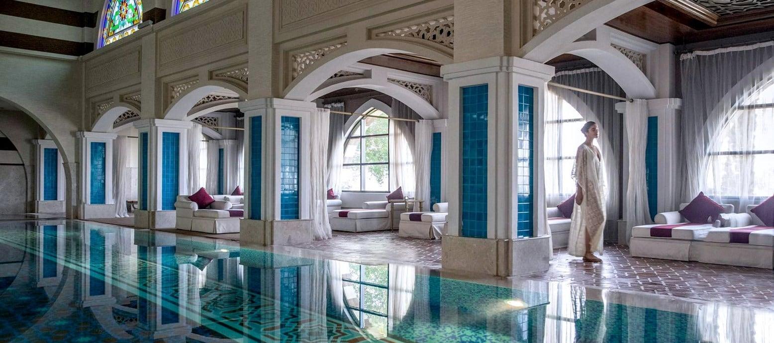 Talise Ottoman Spa/Foto: Visit Dubái