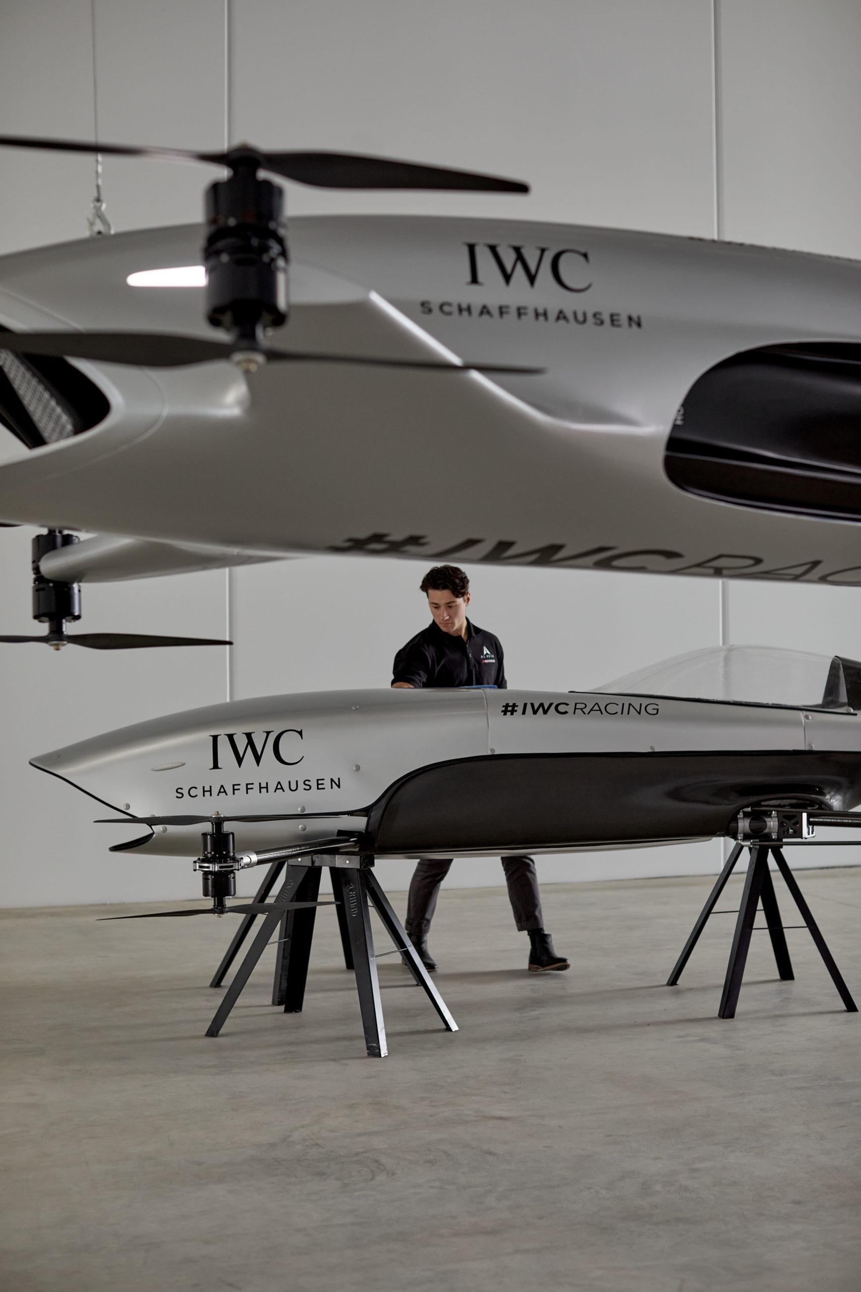 Airspeeder MK3 de Alauda Aeronautics.