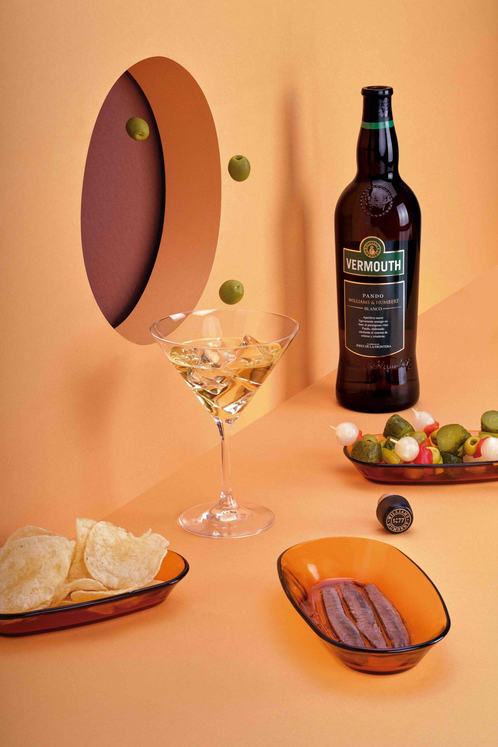Aperitivo de Vermouth Pando / Foto: Vermouth Pando